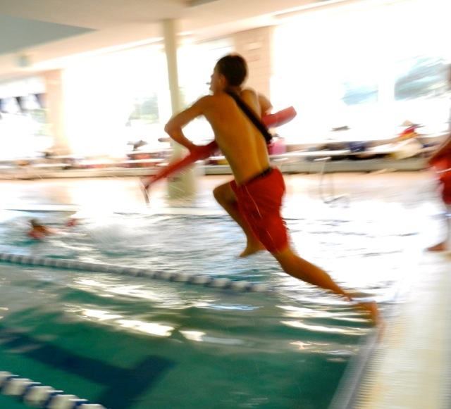 Aquatic training inwood athletic club